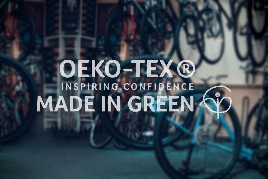 """""""Oeko-Tex - Made in Green"""" für nachhaltige & schadstoffgeprüfte Textilien"""