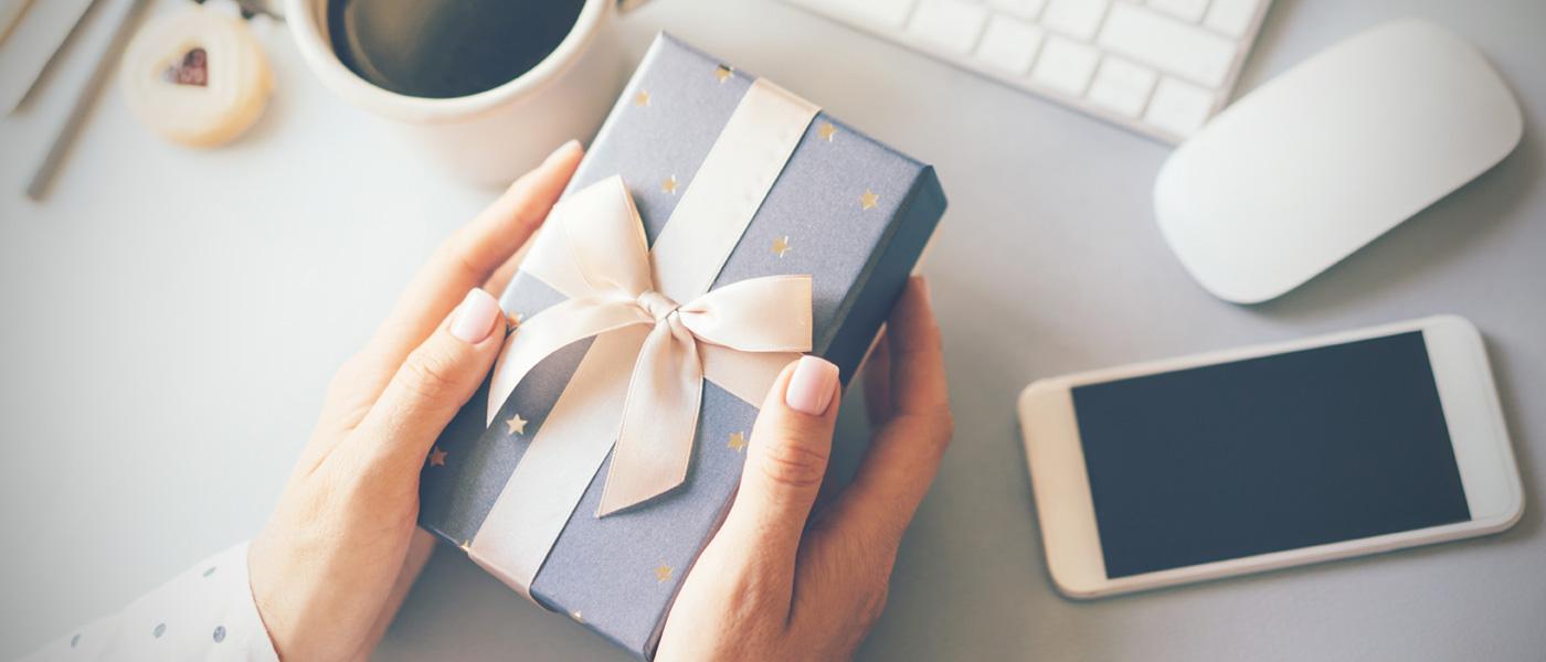 Individuelle Geschenkideen für Mitarbeiter von KONABLE
