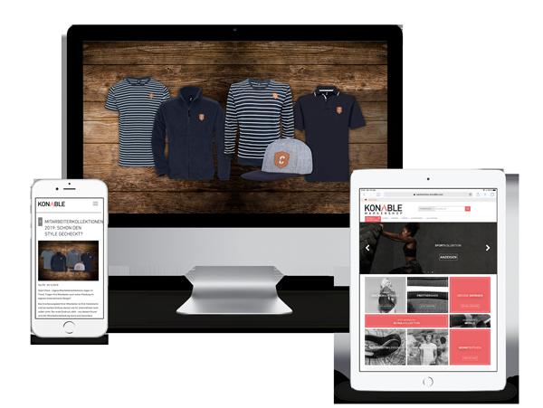 Arbeitsjacken und Arbeitskleidung bei KONABLE online bestellen