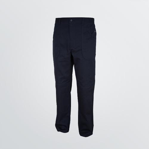 Workwear Trouser - robuste Arbeitshose aus Baumwolle zum Individualisieren - Frontansicht