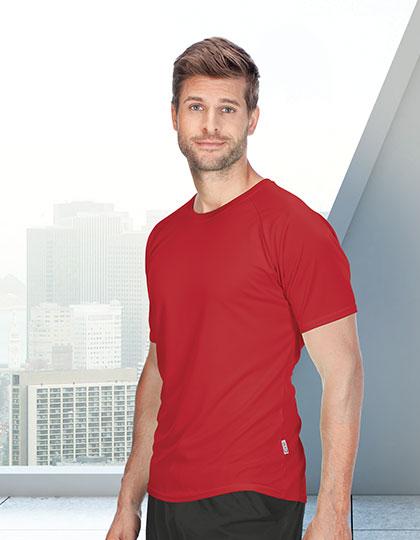 CN100 - Rainbow Tech Tee - Funktionsshirt-Bestseller in vielen Farben und Top-Passform