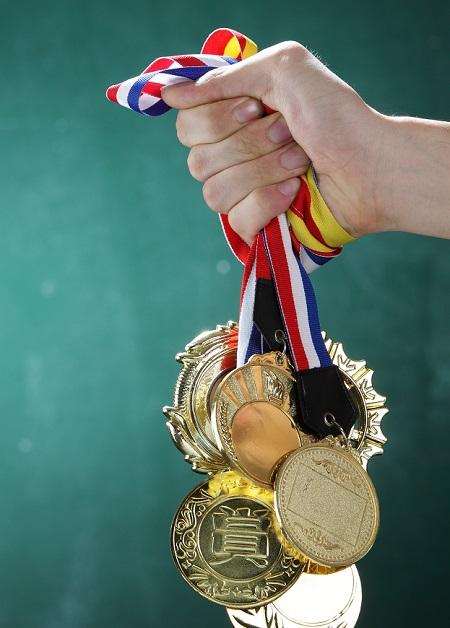 Eine tolle Trophäe - individuelle Medaillen