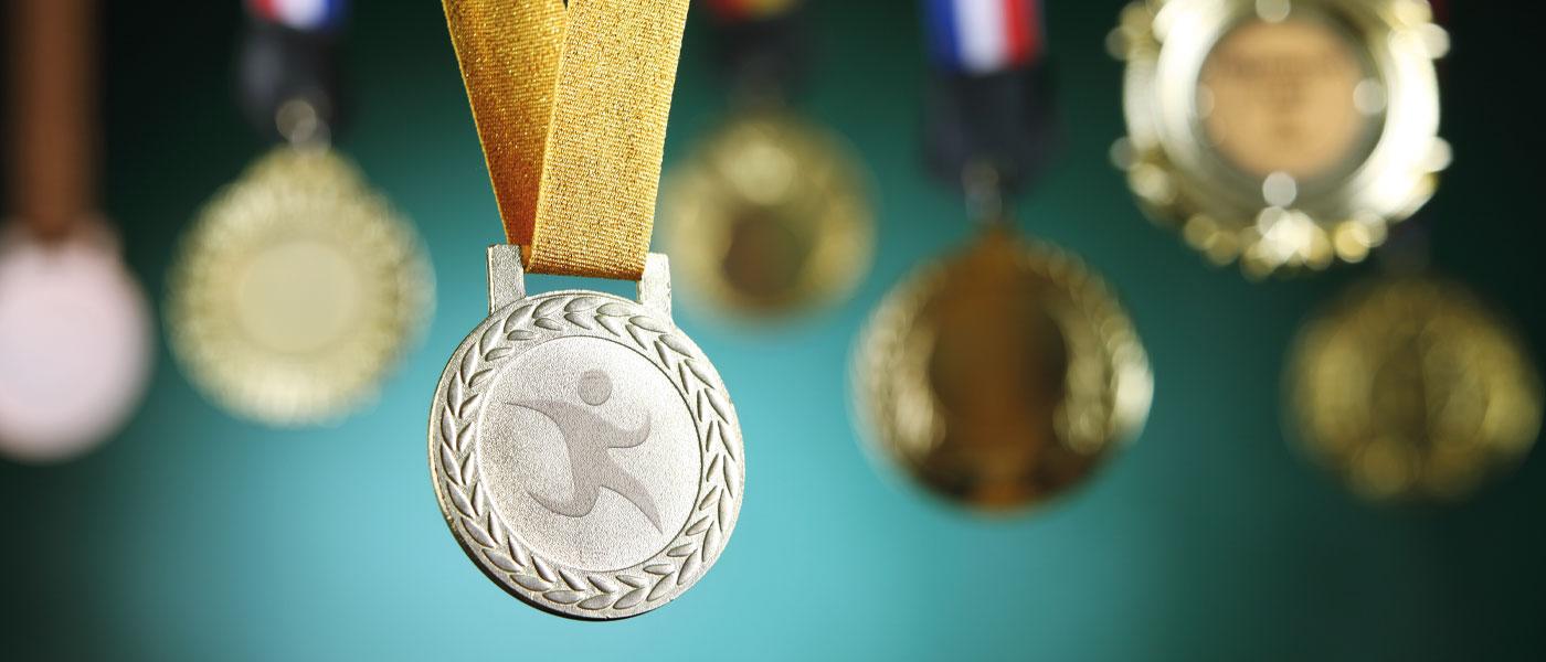 Ideen für individuelle Medaillen von KONABLE