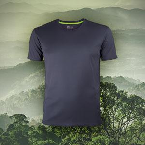 Shirts aus recyceltem Polyester