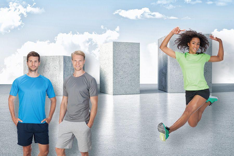Im Markenshop erhältlich: CONA Sports Artikel aus hochwertigem DRYPOWER Mesh oder DRYPOWER Evolution