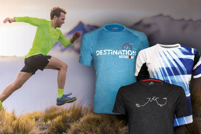 BESTSELLERS: FUNCTION AND RUNNING SHIRTS FROM KONABLE