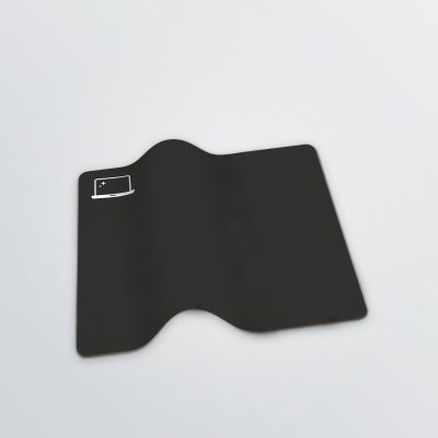 microfibre smartphone cleaner ideal for logo imprints