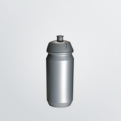 printable Shiva bottle in the colour grey and 500ml size