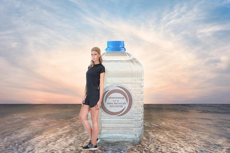 DRYPOWER EVOLUTION: Sportshirts aus 100% recyceltem Polyester